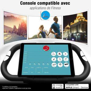 Sportstech X150 compatible avec appli de fitness