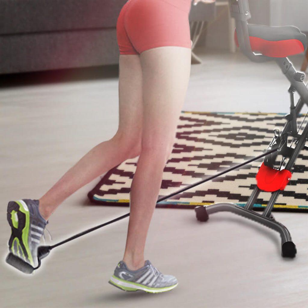 exercices complémentaires vélo d'appartement