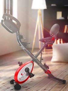 design vélo d'appartementSportstech X150