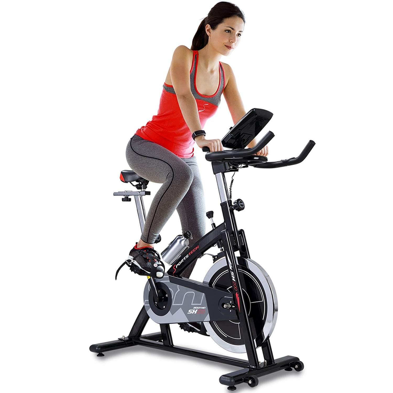 vélo d'appartement Sportstech SX 200