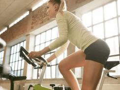 Le vélo d'appartement pour maigrir ? Oui c'est une bonne idée !